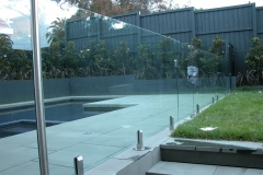 Nu-Lite Balustrading Type 3010 - glass Swimming Pool Fencing-27