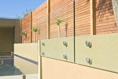 Nu-Lite Balustrading Type 3016 - glass Swimming pool fencing-03