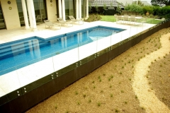 Nu-Lite Balustrading Type 3016 - glass Swimming pool fencing-04