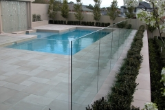 Nu-Lite Balustrading Type 3002 - glass Pool Fencing-03