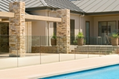 Nu-Lite Balustrading Type 3002 - glass Pool Fencing-05