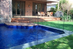 Nu-Lite Balustrading Type 3002 - glass Pool Fencing-14