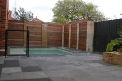 Nu-Lite Balustrading Type 3002 - glass Pool Fencing-19