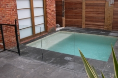 Nu-Lite Balustrading Type 3002 - glass Pool Fencing-22
