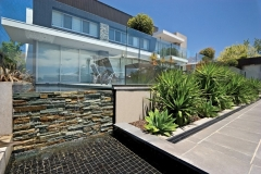 Nu-Lite Balustrading Type 3004 - glass Swimming Pool Fencing-01