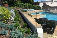 Nu-Lite Balustrading Type 3020 - glass Swimming Pool Fencing-03