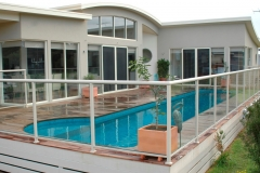 Nu-Lite Balustrading Type 1001- glass swimming pool fencing-08