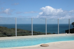 Nu-Lite Balustrading Type 2012- glass Swimming pool fencing-01