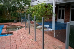 Nu-Lite Balustrading Type 2012- glass Swimming pool fencing-06