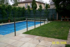 Nu-Lite Balustrading Type 2012- glass Swimming pool fencing-11