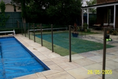 Nu-Lite Balustrading Type 2012- glass Swimming pool fencing-14