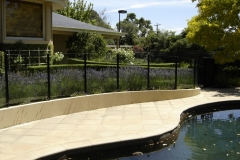 Nu-Lite Balustrading Type 2012- glass Swimming pool fencing-18