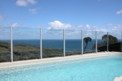 Nu-Lite Balustrading Type 2012- glass Swimming pool fencing-21