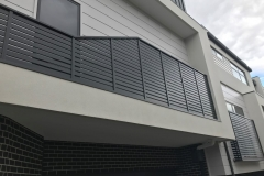 Nu-Lite Balustrading Type 1051 -slat privacy screen balustrade-07