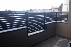 Nu-Lite Balustrading Type 1051 -slat privacy screen balustrade-15