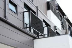Nu-Lite Balustrading Type 1071 -louvre privacy screen balustrade-03
