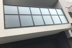 Nu-Lite Balustrading Type 1001- glass privacy screen-01