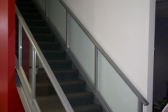 Nu-Lite Balustrading Type Fully Framed  Stair- Glass balustrade-01