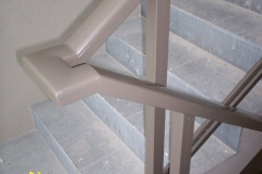 Nu-Lite Balustrading Type Fully Framed  Stair- Glass balustrade-07