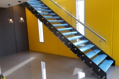 Nu-Lite Balustrading Type Frameless  Stair- glass balustrade-07