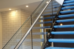 Nu-Lite Balustrading Type Frameless  Stair- glass balustrade-08