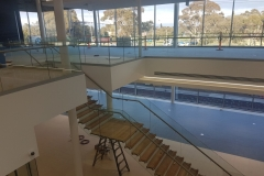 Nu-Lite Balustrading Type Frameless  Stair- glass balustrade-11