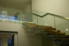 Nu-Lite Balustrading Type Frameless  Stair- glass balustrade-13