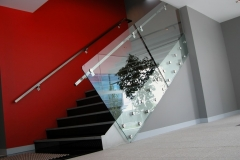 Nu-Lite Balustrading Type Frameless  Stair- glass balustrade-14