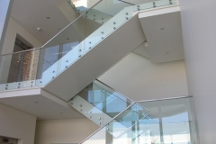 Nu-Lite Balustrading Type Frameless  Stair- glass balustrade-16
