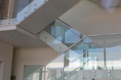 Nu-Lite Balustrading Type Frameless  Stair- glass balustrade-17