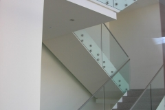 Nu-Lite Balustrading Type Frameless  Stair- glass balustrade-18