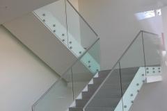 Nu-Lite Balustrading Type Frameless  Stair- glass balustrade-19