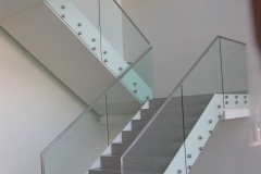 Nu-Lite Balustrading Type Frameless  Stair- glass balustrade-20
