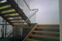 Nu-Lite Balustrading Type Frameless  Stair- glass balustrade-23