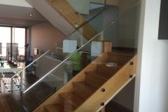 Nu-Lite Balustrading Type Frameless  Stair- glass balustrade-27