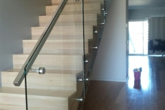 Nu-Lite Balustrading Type Frameless  Stair- glass balustrade-28
