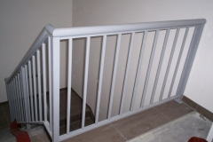 Nu-Lite Balustrading Type Baluster Infill  Stair- Metal balustrade-01
