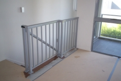 Nu-Lite Balustrading Type Baluster Infill  Stair- Metal balustrade-02