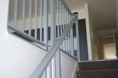 Nu-Lite Balustrading Type Baluster Infill  Stair- Metal balustrade-03