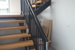 Nu-Lite Balustrading Type Baluster Infill  Stair- Metal balustrade-05