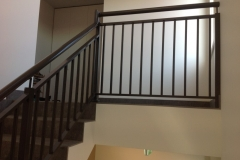 Nu-Lite Balustrading Type Baluster Infill  Stair- Metal balustrade-08