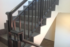 Nu-Lite Balustrading Type Baluster Infill  Stair- Metal balustrade-09
