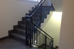 Nu-Lite Balustrading Type Baluster Infill  Stair- Metal balustrade-10
