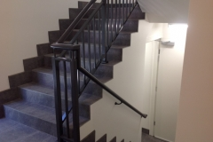 Nu-Lite Balustrading Type Baluster Infill  Stair- Metal balustrade-11