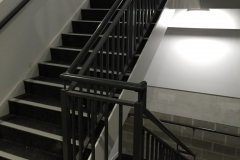 Nu-Lite Balustrading Type Baluster Infill  Stair- Metal balustrade-12