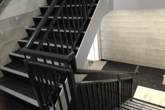 Nu-Lite Balustrading Type Baluster Infill  Stair- Metal balustrade-14
