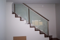 Nu-Lite Balustrading Type Stainless Steel  Stair- Glass balustrade-01