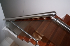 Nu-Lite Balustrading Type Stainless Steel  Stair- Glass balustrade-02