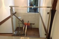 Nu-Lite Balustrading Type Stainless Steel  Stair- Glass balustrade-22