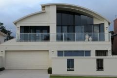 Nu-Lite Balustrading Type 1001- glass balustrade-01